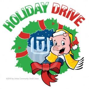 Unitus Hamilton Holiday Drive emblem